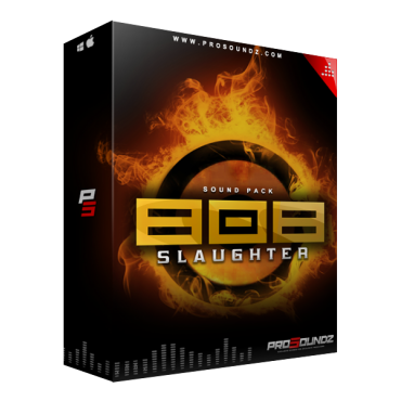 808 Slaughter Sound Pack