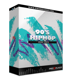 90s HipHop Drum Loops