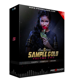 IMS Sample Gold Soundkit V2