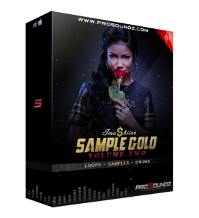 IMS Sample Gold Sound Kit V2