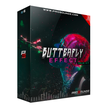 Butterfly Effect Drum Kit