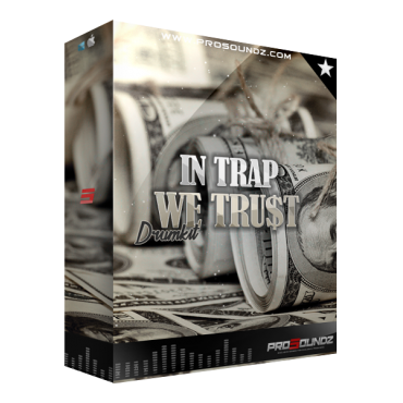 In Trap We Trust Drum Kit
