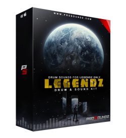 LEGENDZ DrumKit