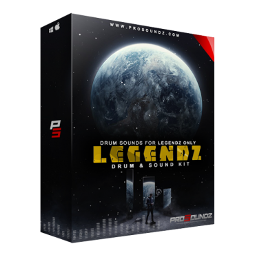 LEGENDZ Drum Kit