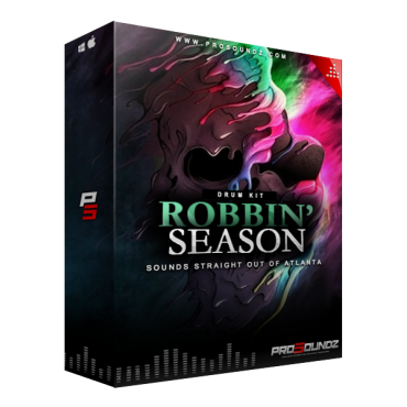 Robbin' Season Drum Kit