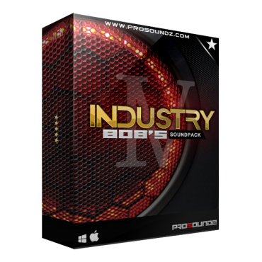 Industry 808's Sound Pack V4