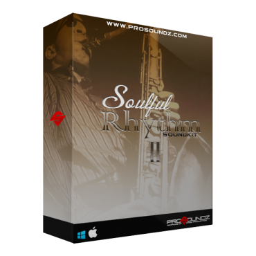 Soulful Rhythm Drum Kit V2