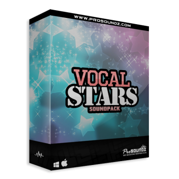 Vocal Stars Sound Pack